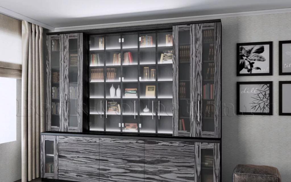 Где можно установить раздвижную мебель?