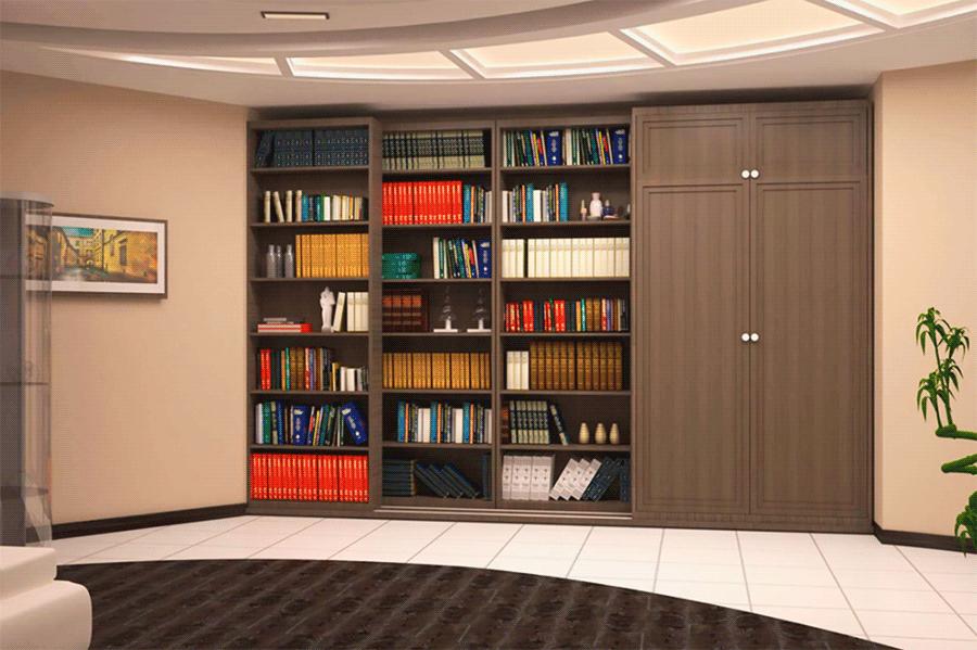 Мебель раздвижная может быть размещена практически в любой комнате
